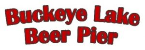 Buckeye Lake Beer Pier logo 2019